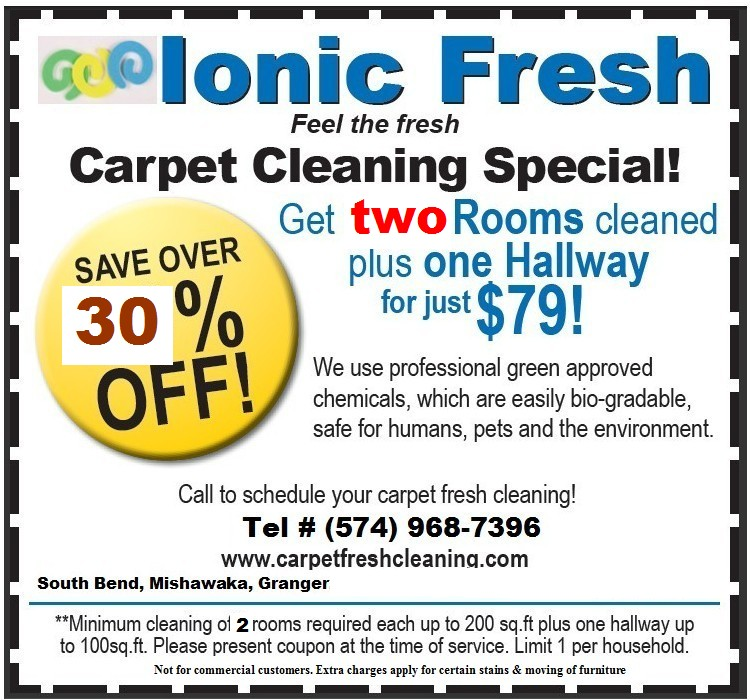 Granger cleaners coupons